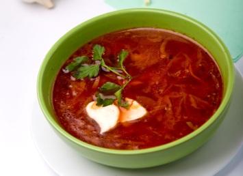 Beet Borscht Soup