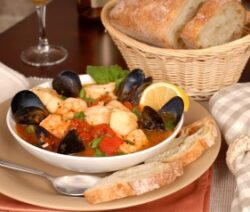 French Bouillabasisse
