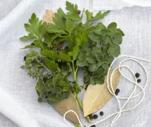How to Make Bouquet Garni