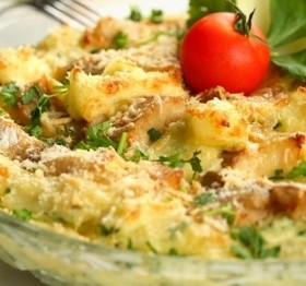 Sausage, Cheese and Egg Breakfast Casserole