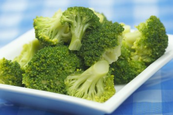 Broccoli with Orange Sesame Sauce