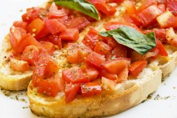 Bruschetta bread