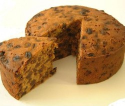 Light Fruit Cake Recipe