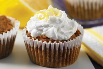 Gluten free carrotcupcakes