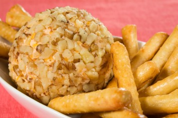 Crab Cheese Ball Recipe