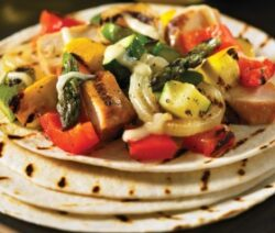 Taco Recipes: Chicken and Vegetables