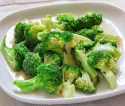 Chinese style broccoli recipe