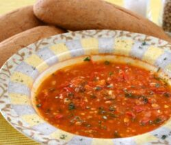 Chunky Tomato Soup Recipe