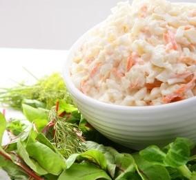 Coleslaw Kfc Coleslaw Cabbage Salad Cookingnook Com