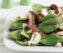 Spinach Salad with Creamy Yogurt Dressing