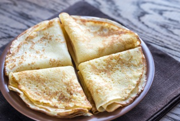 Dessert crepe batter recipe