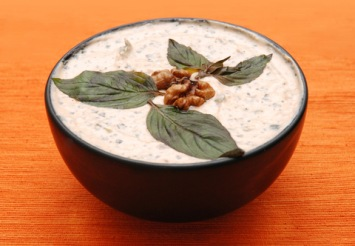 Hot Almond Dip Recipe
