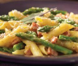 easy pasta recipes asparagus