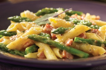 easy pasta recipes asparagus