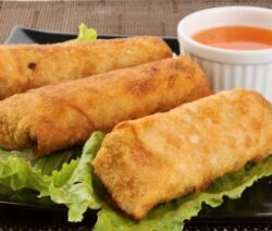 egg roll recipe