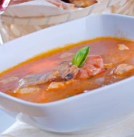Fish chowder fish chowder recipes haddock chowder for Healthy fish chowder