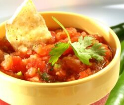 Salsa recipe with mango
