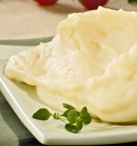 Garlic Mashed Potatoes Recipe