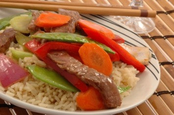 Chinese Ginger Beef
