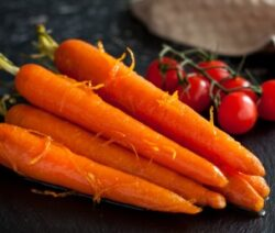 ginger carrot recipe