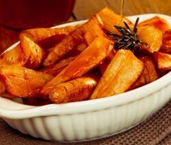 glazed parsnip recipe