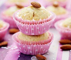 Coconut Banana Gluten Free Muffins