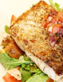 Grilled Lemon Dill Fish
