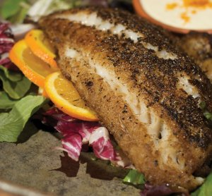 Blackened Grouper Recipe