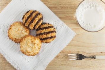 Hawaiian Coconut Cookies With Macadamia Nuts Fantastic Cookingnook Com