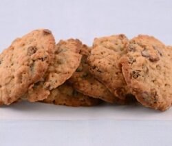 healthified oatmeal cookies