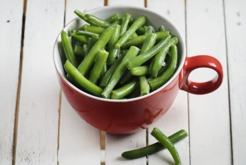 herbed green beans