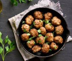 homemade meatball recipe