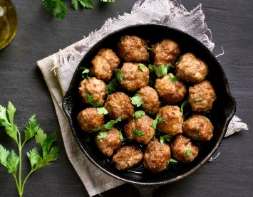 homemade meatball recipe