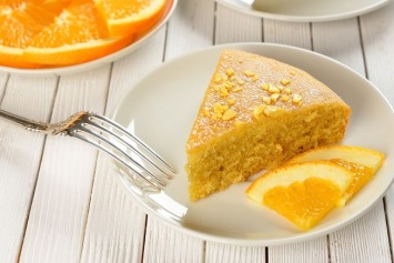 homemade orange cake mix