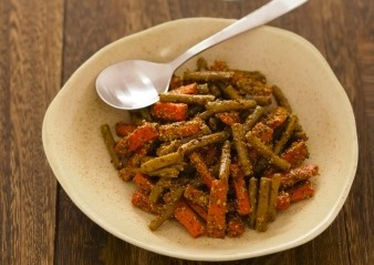 Indian Spicy green beans recipe.