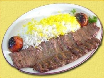 Iranian Kabab Barg