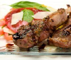 Lamb Chop Recipe