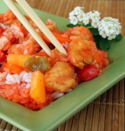 Sweet and Sour Leftover Turkey Recipe