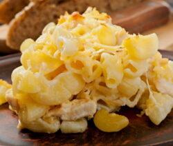 macaroni cheese recipe with chicken