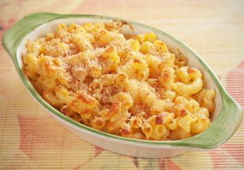 Two cheese macaroni & cheese recipe