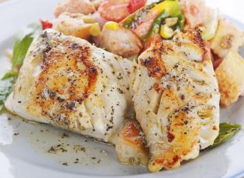 Grilled Mahi Mahi