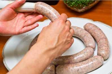 Make sausage