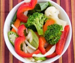 Marinated Vegetables