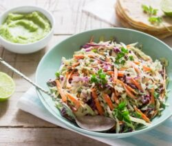 Mexican cole slaw recipe