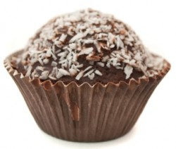 No Bake Chocolate Coconut Cookies