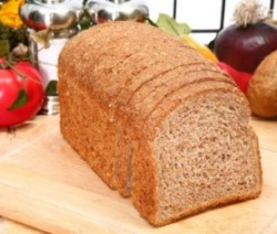 healthy oatmeal bread