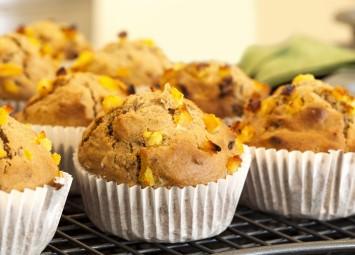 Date and Orange Muffins
