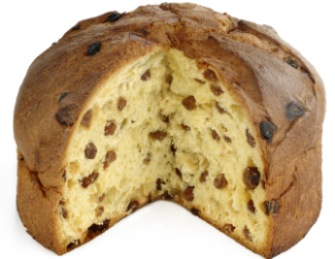 Italian Panettone Bread