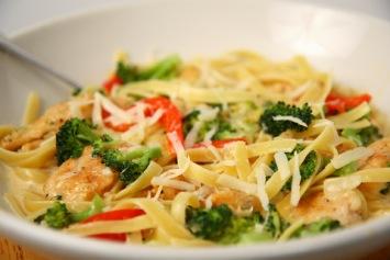 pasta con broccoli recipe