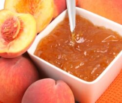 Orange and Peach Marmalade
